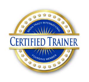 Brian Tracy Certified Trainer